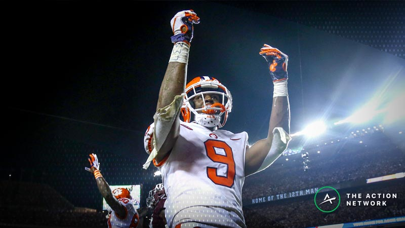 Week 11 College Football Odds: Spreads and Over/Unders article feature image