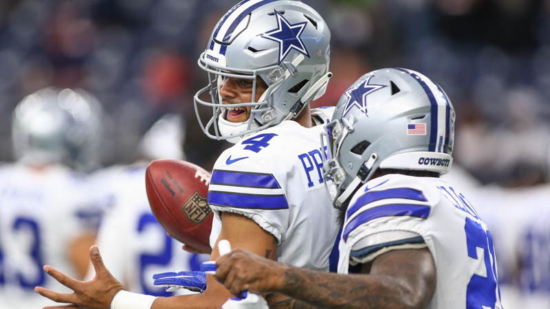2018 Dallas Cowboys Betting Odds & Season Preview: Dak & Zeke to Keep Winning article feature image
