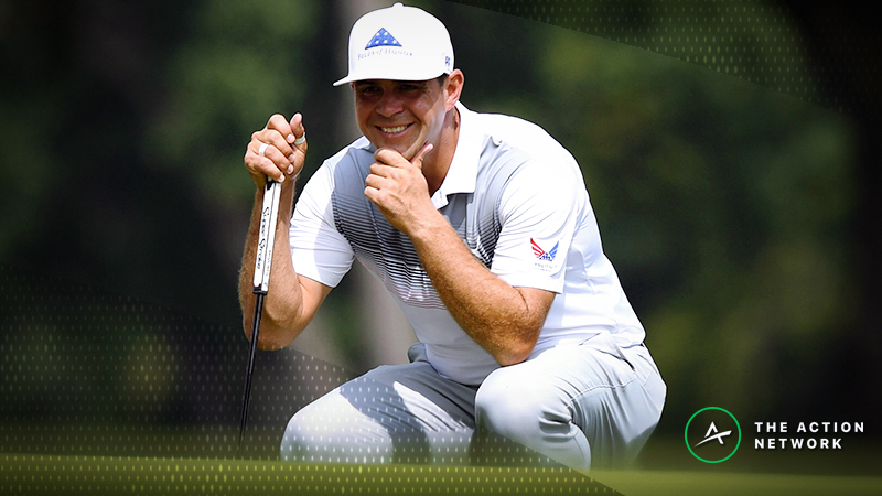 Gary Woodland's Favorite Golf Gambling Story: $32K Riding on the Final Hole article feature image
