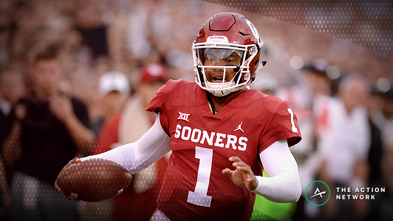 Heisman Trophy Odds: Tracking Saturday's Line Moves article feature image