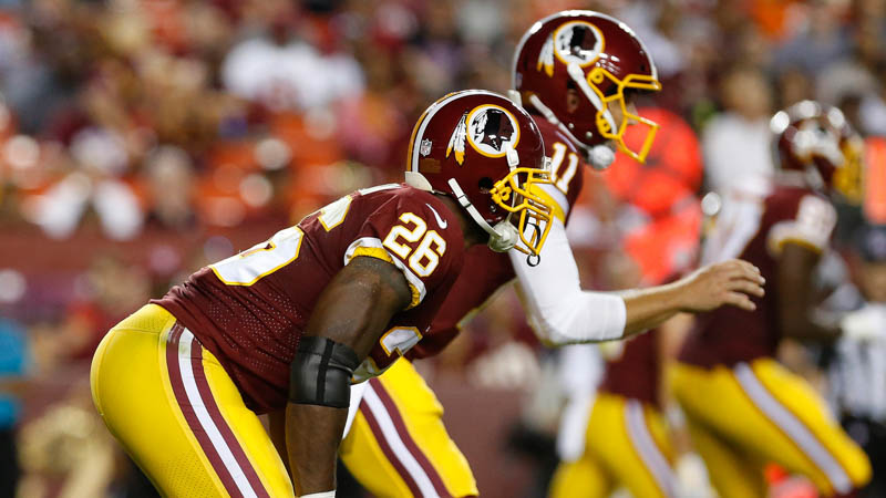 2018 Washington Redskins Betting Odds & Season Preview: Is Smith an Upgrade Over Cousins? article feature image