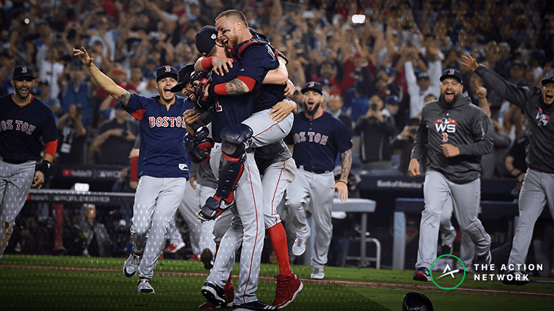 Red Sox, Yankees Among World Series Favorites Following MLB Winter Meetings article feature image