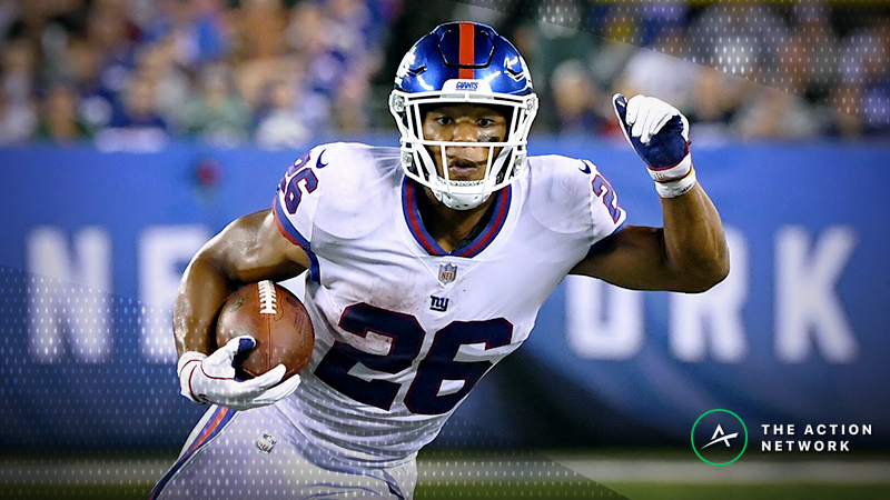 Week 7 Fantasy Football Half-Point PPR Rankings: RB article feature image