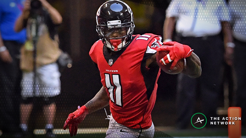 Week 7 Fantasy Football Half-Point PPR Rankings: WR article feature image