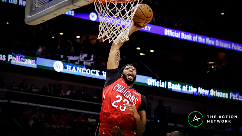 Wednesday's Best NBA Player Props: Betting Anthony Davis Rebounds, More article feature image