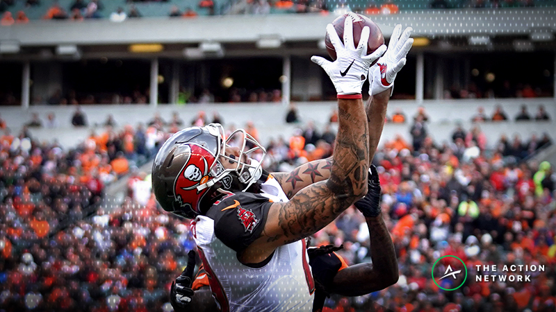 Week 17 Fantasy Football Half-Point PPR Rankings: WR article feature image