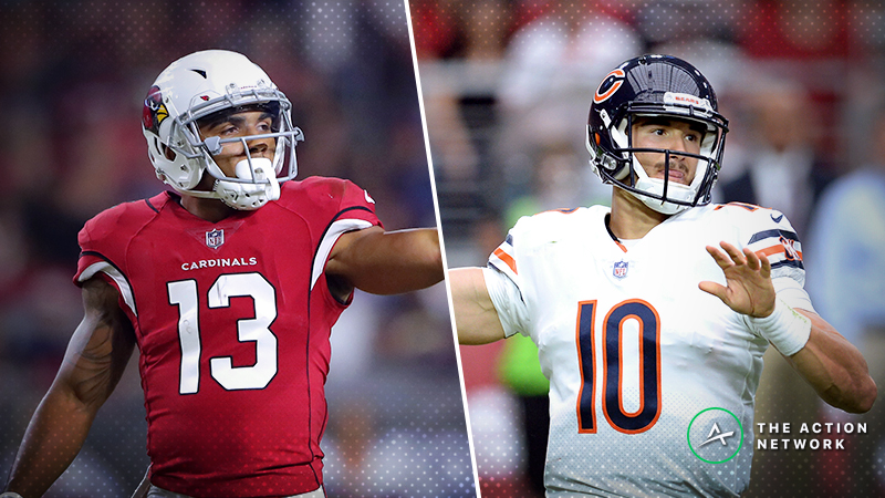 Fantasy Football Waiver Wire Targets for Week 7: Buy Christian Kirk, Mitchell Trubisky, More article feature image