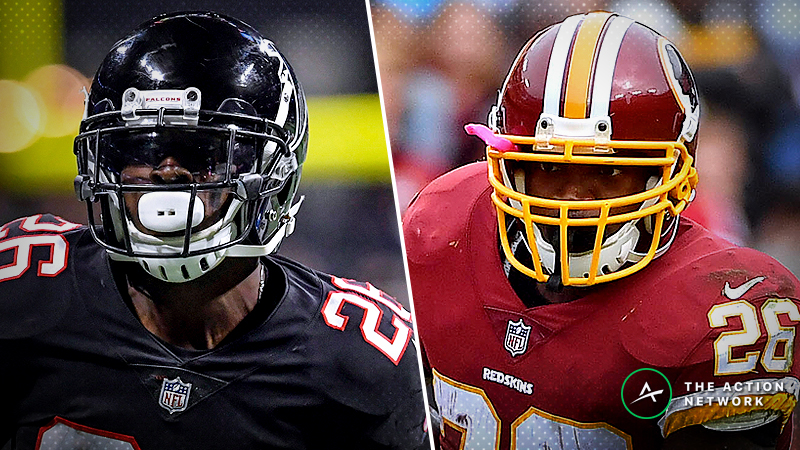 Falcons-Redskins Betting Preview: Time to Buy Atlanta Off a Bye? article feature image
