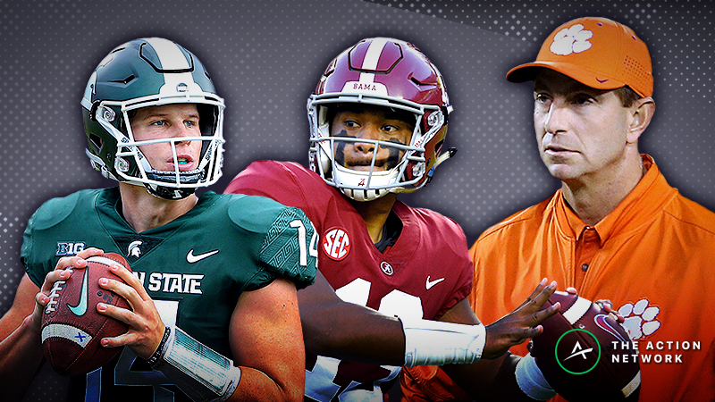 Updated 2018 College Football Bowl Games: Full Schedule, Odds, Playoff Games article feature image