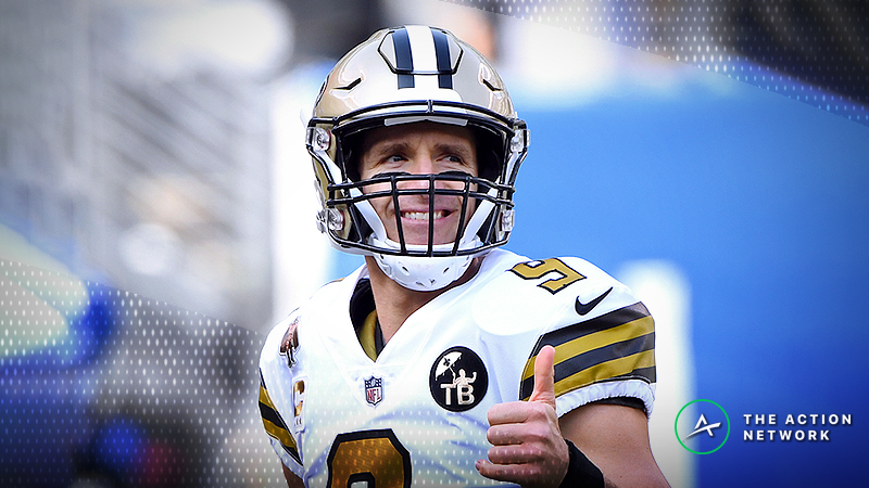 A Case for Betting the Saints-Cowboys TNF Over/Under article feature image