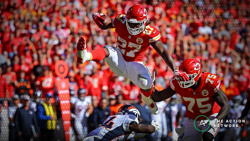 Week 9 Fantasy Football PPR Rankings: RB article feature image