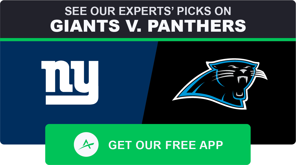 Giants vs panthers betting preview how does line work in betting