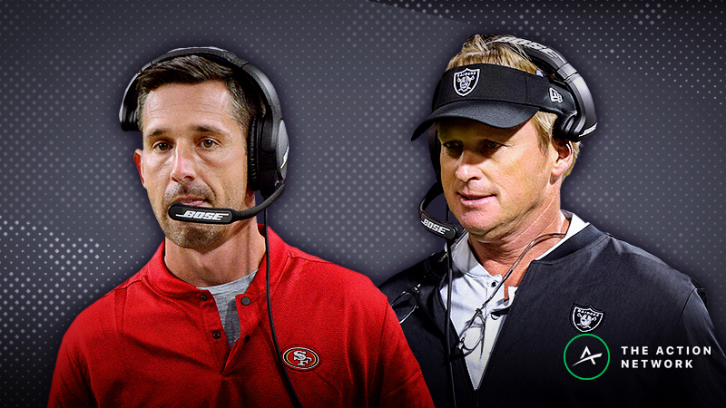 Raiders-49ers TNF Betting Preview: Which One-Win Team Provides Value? article feature image