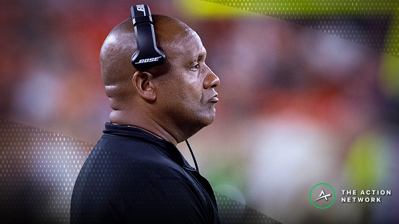 How Do NFL Teams Perform Following In-Season Coaching Changes? article feature image