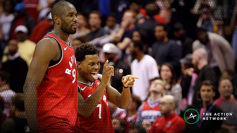 Wob: Risk It All on This Toronto Raptors Team or Never at All article feature image