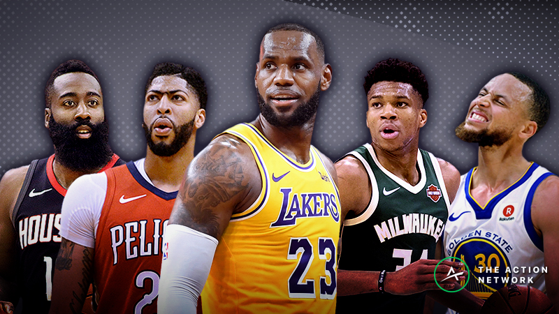 Moore & Wob: Our Way-Too-Early NBA Awards Leaderboard article feature image
