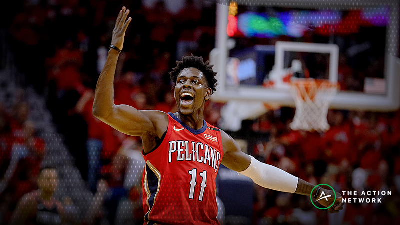 Friday's Best NBA Player Props: Betting Jrue Holiday Assists, More article feature image