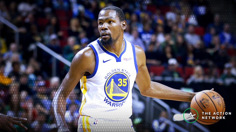 Tuesday's Best NBA Player Props: Betting Kevin Durant Assists, More article feature image