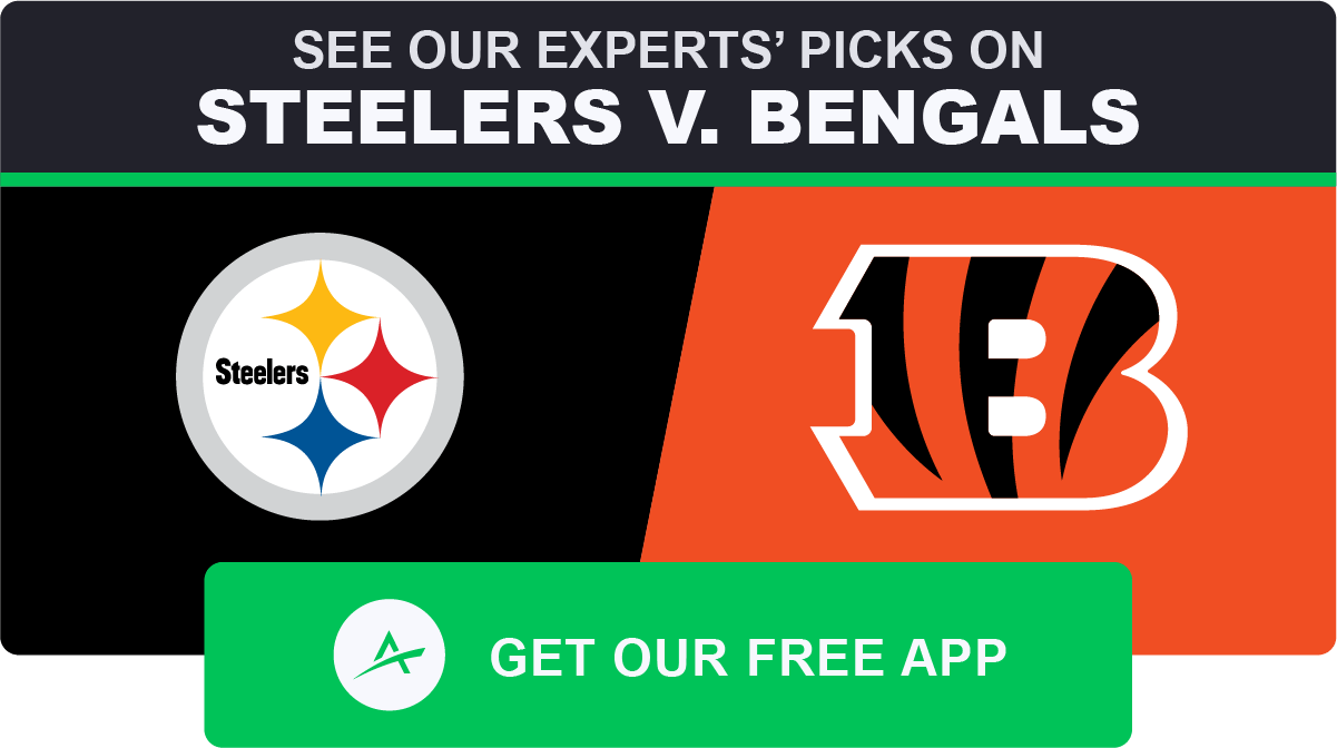 Steelers Bengals Betting Preview Will Pittsburgh Continue