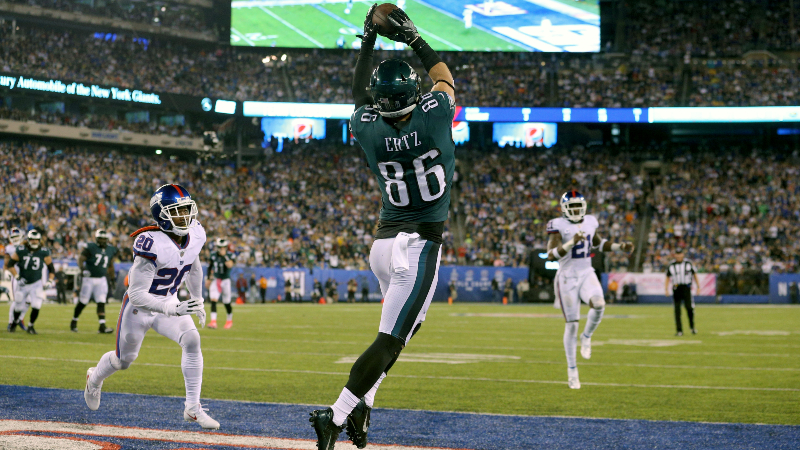 Should You Fade Zach Ertz in 2019 Fantasy Football? article feature image