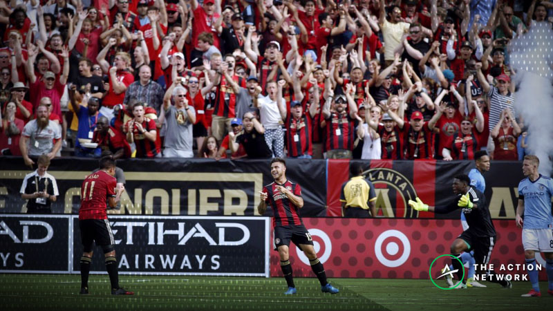 2018 MLS Cup Playoffs: Which Teams Will Book a Spot in the Conference Finals? article feature image