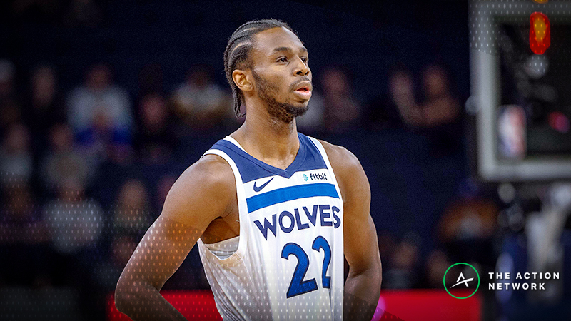 NBA Injury Report: DFS, Betting Impact of Caris LeVert, Andrew Wiggins Injuries article feature image