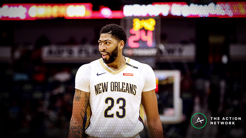 Pelicans-Thunder Betting Guide: Time to Buy Low on New Orleans? article feature image