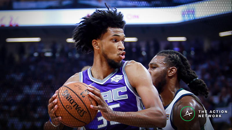 NBA DFS Picks (Thu. 11/29): Marvin Bagley Is a Lock on DraftKings article feature image