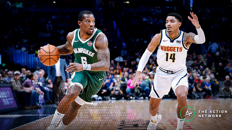 Nuggets-Bucks Betting Guide: Historical Trends Favor the Over article feature image