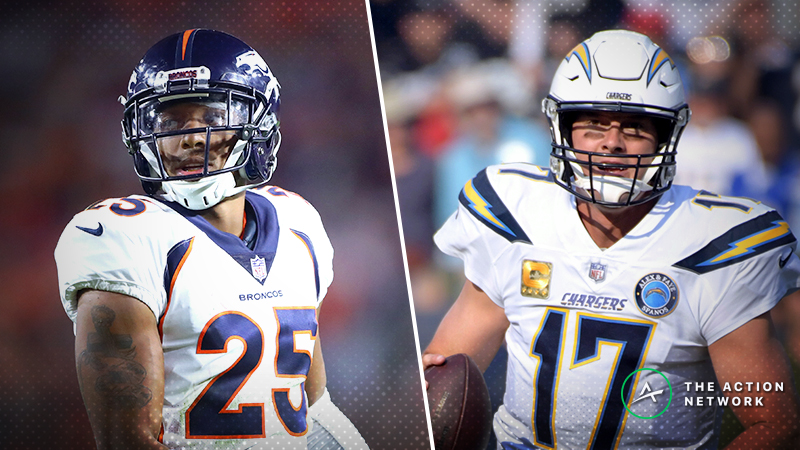 Broncos-Chargers Betting Preview: Will Rivers & Co. Keep Their Streak Alive? article feature image