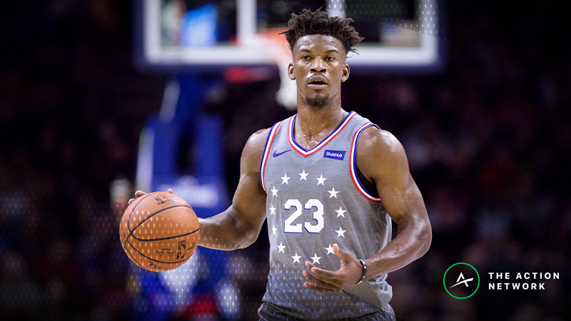 NBA Injury Report: Betting, DFS Impact of Jimmy Butler, Tristan Thompson Injuries article feature image
