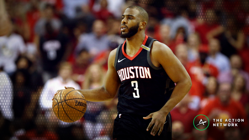 Saturday's Best NBA Player Props: Betting Chris Paul Points, More article feature image
