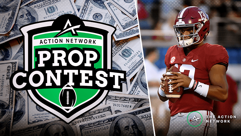 Win $1,000 in Cash: Enter Our FREE NCAAF Conference Championship Contest article feature image