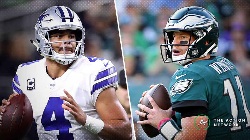Week 14 NFL Picks Straight Up: Our Experts like Big Favorites, Eagles to Upset Cowboys article feature image
