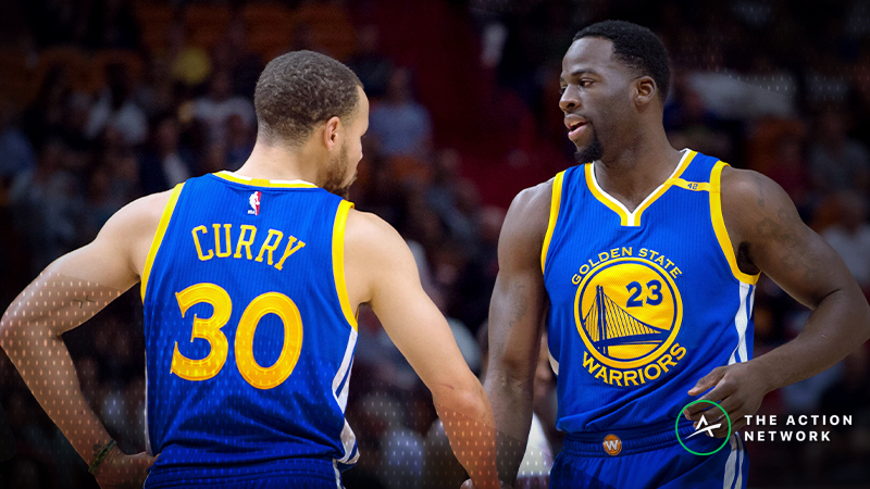 NBA Injury Report: Betting, DFS Impact of Timberwolves, Warriors Injuries article feature image