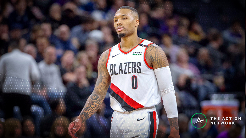 Blazers-Bucks Betting Preview: Can Portland Cover on the Road Back-To-Back? article feature image