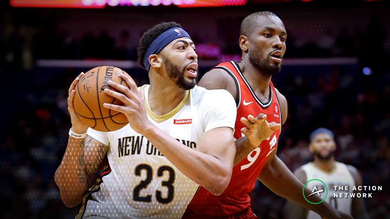 Pelicans-Raptors Betting Guide: Can New Orleans Cover the High Number? article feature image