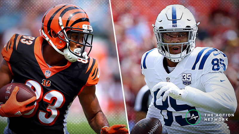 Fantasy Football Dynasty Trades, Adds and Drops to Make in Week 11: Buy Tyler Boyd, Sell Eric Ebron article feature image