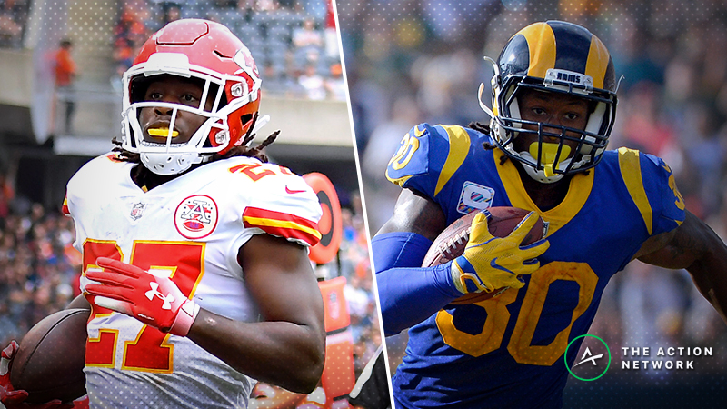 Week 11 Fantasy Football PPR Rankings: RB article feature image