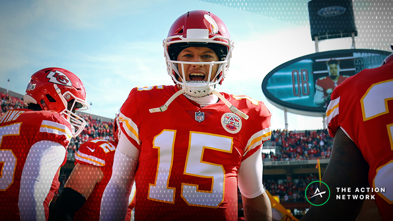 NFL Sharp Report: Pros Betting Chiefs-Raiders, Four Other Week 13 Games article feature image