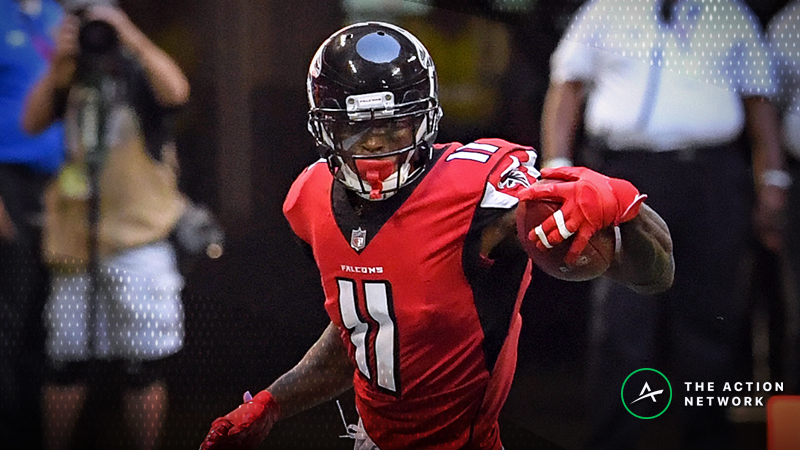 Week 15 Fantasy Football PPR Rankings: WR article feature image