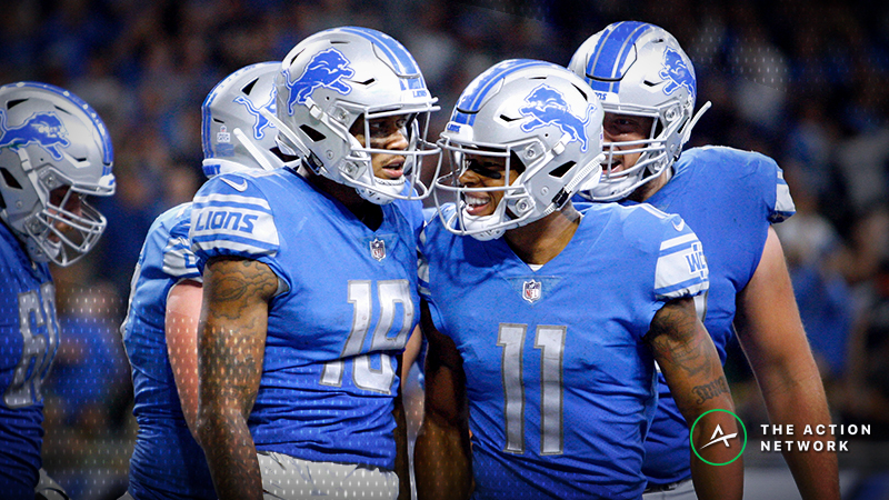 Fantasy Football Trade Targets for Week 10: Kenny Golladay, Marvin Jones Poised for Big Second Halves article feature image