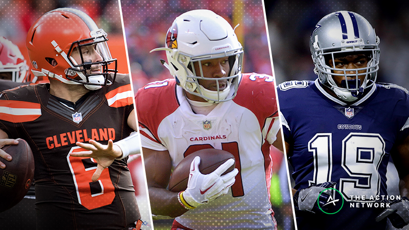 Fantasy Football Trade Targets for Week 11: Buy Players with Favorable Schedules for Playoffs article feature image