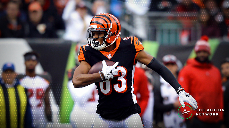 Fantasy Football WR Report: Tyler Boyd in Elite Spot, More Week 10 Starts article feature image
