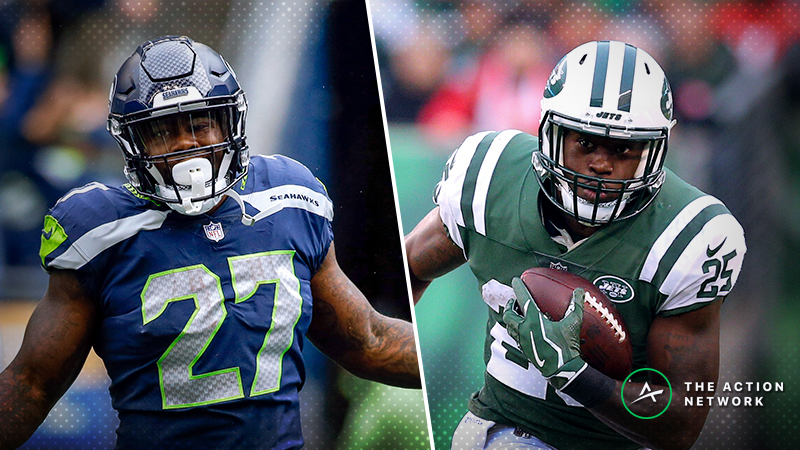 Fantasy Football Waiver Wire Targets for Week 10: Buy Mike Davis, Elijah McGuire, More article feature image