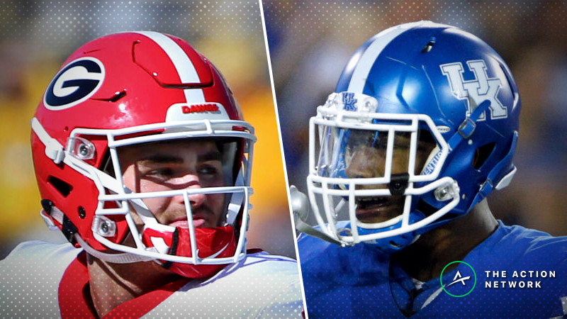 Georgia-Kentucky Betting Guide: Is This the Right Matchup for the Wildcats? article feature image