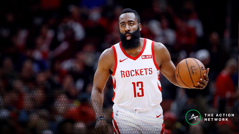 Rockets-Thunder Betting Guide: Time to Buy Low on Houston? article feature image