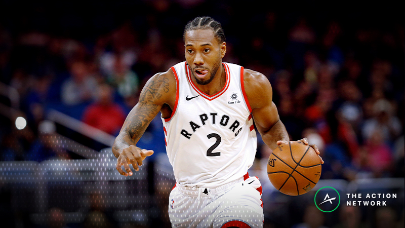 Warriors-Raptors Betting Guide: Should Toronto Really Be a 9-Point Favorite? article feature image