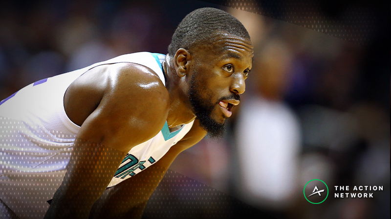 Sunday's Best NBA Player Props: Betting Kemba Walker Points, More article feature image
