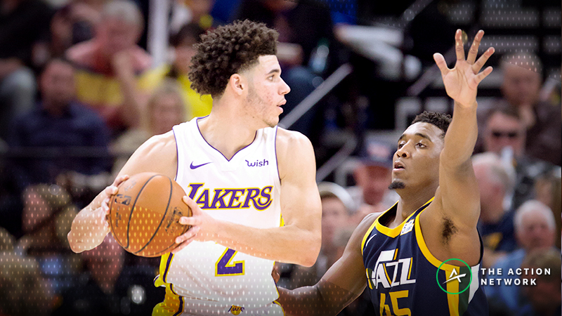 Jazz-Lakers Betting Preview: Can Utah Turn Things Around? article feature image
